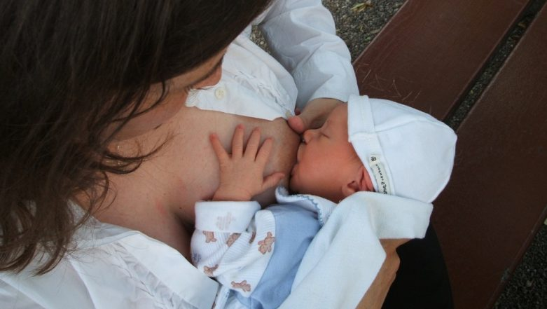 Women Who Breastfeed for Five Months Likely to Have More Kids