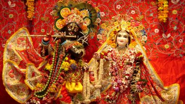 Janmashtami 2018 Live Darshan & Telecast From Vrindavan & Mathura: Watch Live Streaming of Krishna Janam Aarti from The Temple