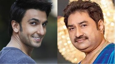 Exclusive Video! After Singing For Ayushmann Khurrana, 60-Year-Old Kumar Sanu Now Croons For Ranveer Singh!