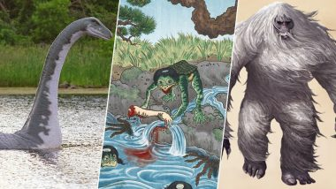Loch Ness, Bunyip, Yeti and Some Folklore Beasts That 'Apparently' Exist and Where You Can Find Them!