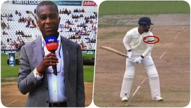 Ind vs Eng 3rd Test: Michael Holding Slammed by Netizens for Taking a Dig at Indian Players For Wearing Black Band