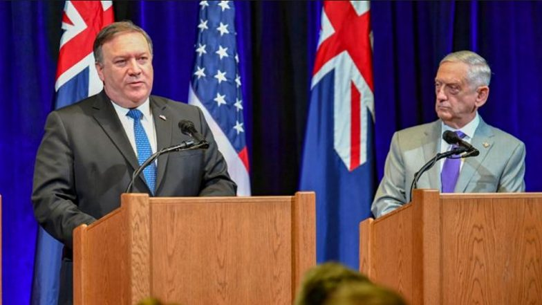 U.S. Secretary of State Mike Pompeo to Meet Pakistan's Newly Elected PM Imran Khan in September