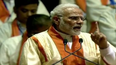 PM Narendra Modi Addresses IIT-Bombay Convocation, Says IITs Are 'India's Instrument of Transformation', Urges Students to 'Innovate in India'