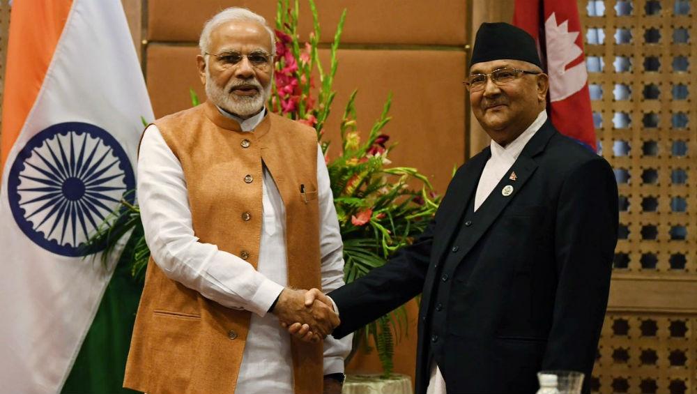 KP Sharma Oli Greets Narendra Modi on New Year, Extends Invitation to Visit Nepal