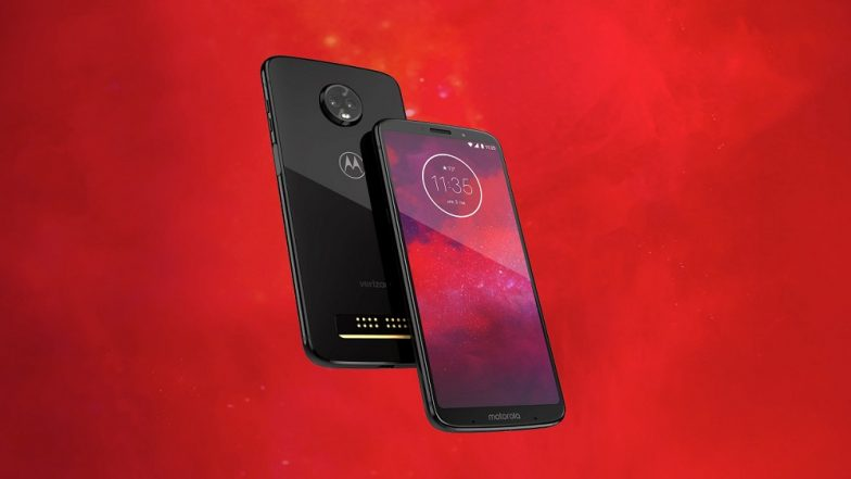 Moto Z3 with 5G Moto Mod Launched: Price, Specifications