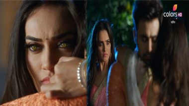 Naagin 3 25th August 2018 Written Update of Full Episode: Vish Accuses Bela of Being in Love With Maahir