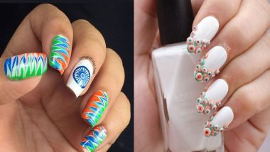 Independence Day 2018: 8 Fashionable Tricolour Nail Art To Show Your Patriotic Side This August 15
