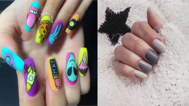 Mismatched Nails Are Easiest Instagram Nail Art You Can Follow! Check Pics