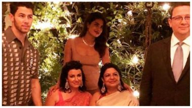 Priyanka Chopra Receives a Gift Worth Rs 55 Lakh From Mother-In-Law Denise Jonas and She is Gonna Love It!