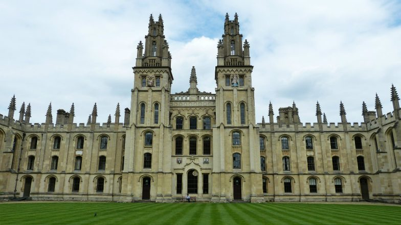 Oxford University Plans to Open New College After 30 Year Gap