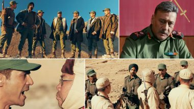 Paltan Trailer: JP Dutta Tells The Untold Story of Indian Army That Evokes Memories of Border - Watch Video