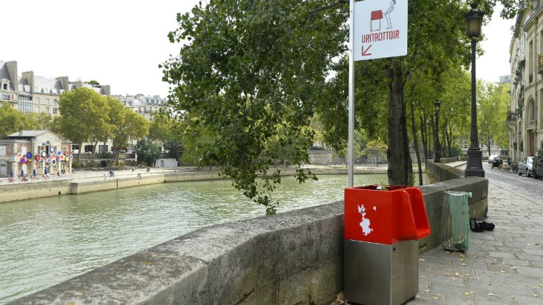 Paris Installs Eco-Friendly Toilets & Residents Are Pissed Over It! Know Why
