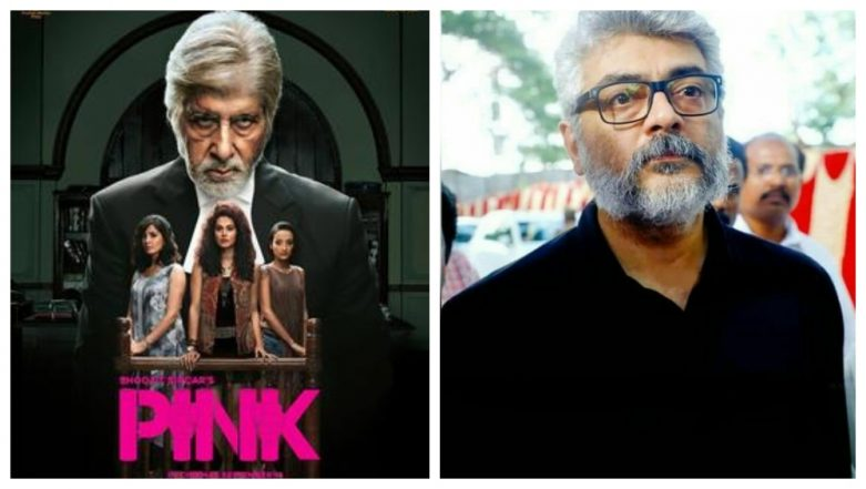 Thala Ajith to Reprise Amitabh Bachchan's Role in Pink Remake by Boney Kapoor