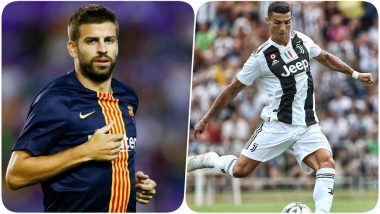Gerard Pique Takes a Jibe at Cristiano Ronaldo; Says, 'Real Madrid Now Will be More of a Team Than a Group of Individuals'