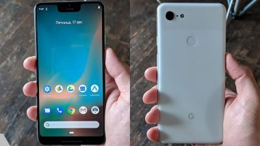 New Google Pixel 3 XL Leaked Video Confirms Wireless Charging Feature