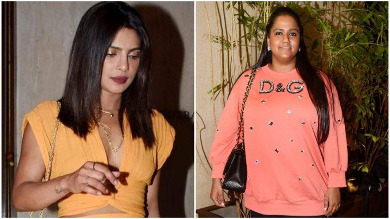 Did Priyanka Chopra Really Bond With Salman Khan's Sister Arpita Khan Sharma At Manish Malhotra's Party? Read EXCLUSIVE Scoop on This