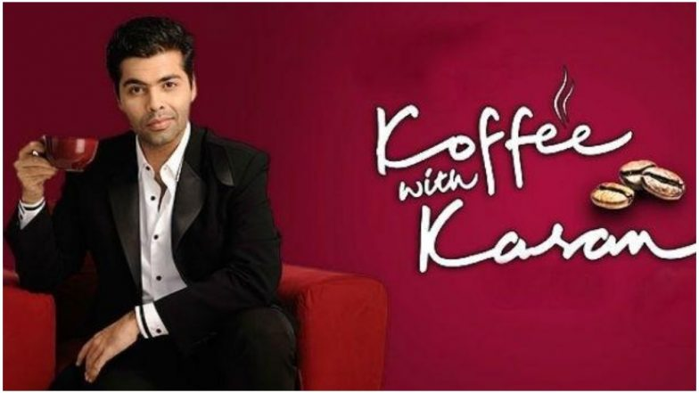 Koffee With Karan Season 6: The First Still of Karan Johar Straight From the Set is OUT! View Pic Inside
