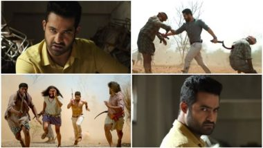 Aravinda Sametha Teaser: Jr NTR Hacks His Way Through This Violent Promo - Watch Video