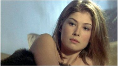 Rosamund Pike to Co-Produce and Star in Amazon's 'Wheel of Time' Adaptation Series