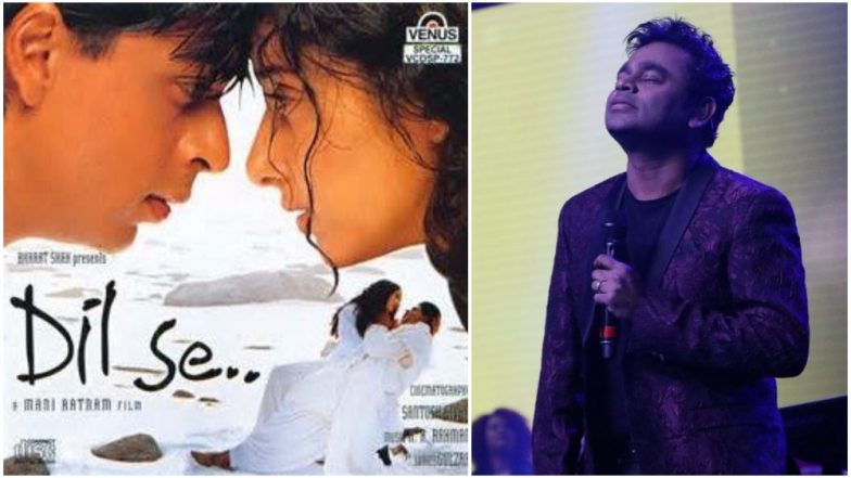 20 Years of Dil Se: Not Shah Rukh Khan or Mani Ratnam, The Real Hero of the Film is AR Rahman