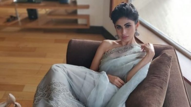 Bigg Boss 12: Is Mouni Roy Hinting at an Electrifying Performance for the Grand Premiere Episode? - See Pics INSIDE
