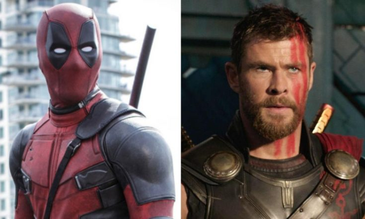 Ryan Reynolds and Chris Hemsworth's Twitter Exchange Is Making Fans Demand for a Thor-Deadpool Crossover Movie