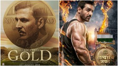 Akshay Kumar's Gold vs John Abraham's Satyameva Jayate Box Office: Are Producers Inflating Collections a la Salman Khan's Race 3?