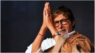 Amitabh Bachchan Cancels His Sunday Meet With Fans at Jalsa, Says He Is in 'Pain'