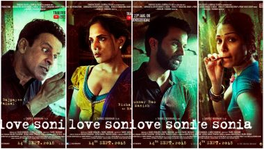 Love Sonia: The Character Posters of Manoj Bajpayee, Rajkummar Rao, Freida Pinto, Richa Chadha REVEALED; Movie to Release on September 14