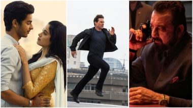 Janhvi Kapoor's Dhadak, Tom Cruise's Mission Impossible Fallout - If July 2018's Big Releases Had Honest Movie Titles
