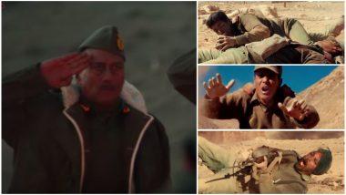 Paltan Song Main Zinda Hoon: Did This Poignant Track Show Us The Sad Deaths of Arjun Rampal, Gurmeet Choudhary, Harshvardhan Rane's Characters?