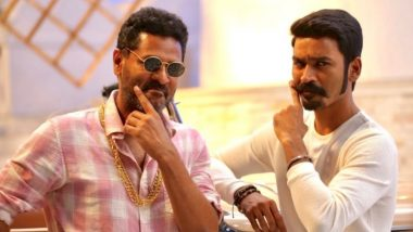 Dhanush Announces a Collaboration With Prabhudeva for Maari 2 and We Can't Keep Calm