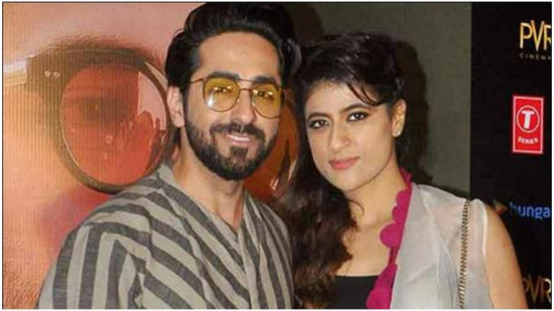 Ayushmann Khurrana's Anniversary Wish for Wife Tahira Is What True Love Is All About