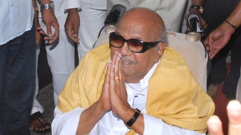 RIP Karunanidhi: Rajinikanth, Anirudh Ravichander and Other Celebs From the Tamil Film Industry Mourn Kalaignar's Death