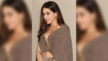 5 Pictures Of Sara Ali Khan Looking Ethereal, Enchanting And All Kinds Of Exquisite In A Demure Manish Malhotra Couture
