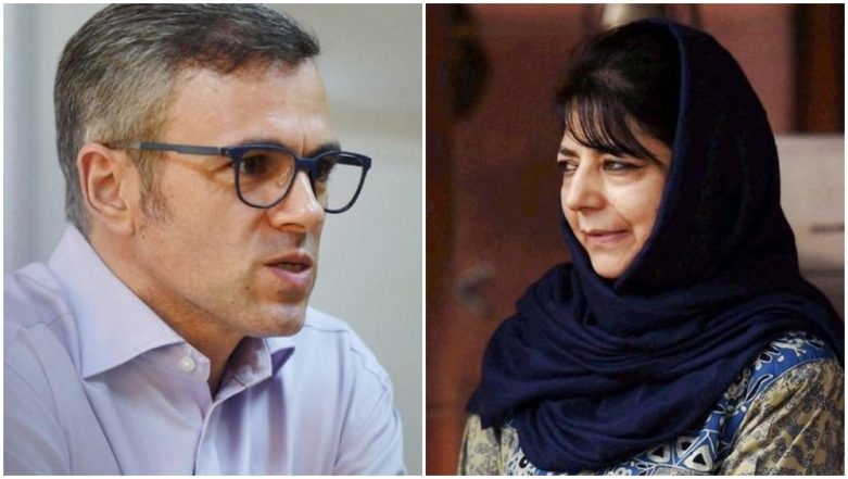 Jammu And Kashmir: Omar Abdullah Works Out at Gym And Watches Hollywood Movies in Detention, Mehbooba Mufti Confines Herself to Books