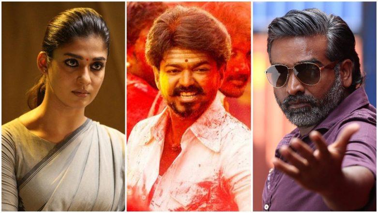 SIIMA 2018: Vijay's Mersal, Vijay Sethupathi's Vikram Vedha, Nayanthara's Aramm Lead Nominations in Tamil Cinema