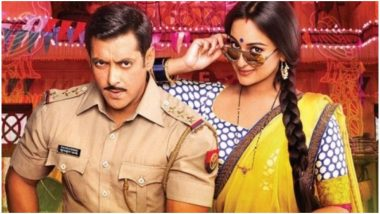 Dabangg 3 Actress Sonakshi Sinha: 'What I Am and Where I Am Today Is Because of Salman Khan'