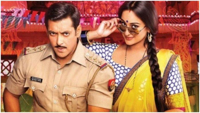 Salman Khan's Chulbul Pandey Gets an Interesting Twist in Dabangg 3