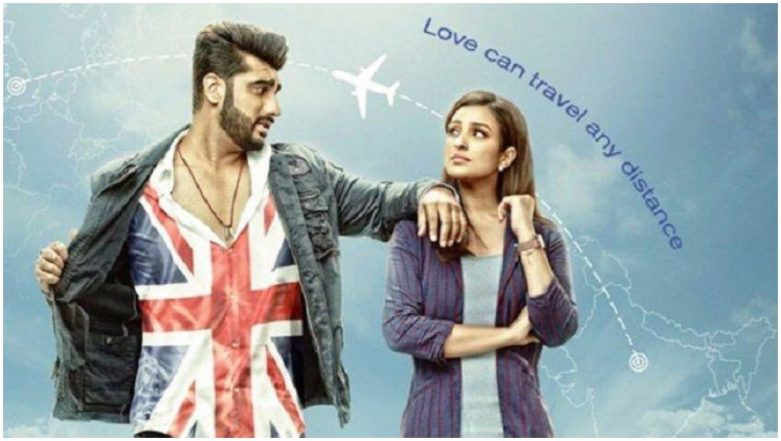 Namaste England: Will Arjun Kapoor and Parineeti Chopra's Film Fall in Trouble For Distorting India's Map in Poster?