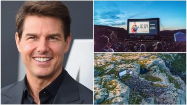 Tom Cruise Thanks Fans For Attending One-of-Its-Kind Mission Impossible Fallout Screening in Norway - View Pics