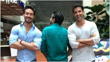 Hrithik Roshan and Tiger Shroff's Untitled YRF Action Film Goes on Floor