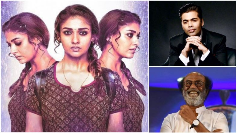 Nayanthara's Kolamaavu Kokila Catches Karan Johar's Attention; Leaves Rajinikanth Impressed