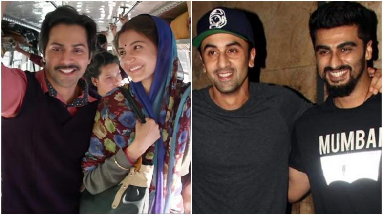 Anushka Sharma and Varun Dhawan Accuse Ranbir Kapoor and Arjun Kapoor of 'Ruining' Their Friendship