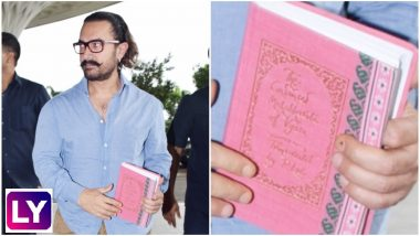 Aamir Khan's Recent Airport Picture Gives Us a HUGE Hint About His Next Movie After Thugs of Hindostan