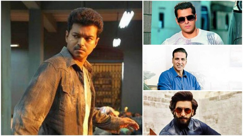 Sanjay Leela Bhansali to Remake Thalapathy Vijay's Kaththi; Salman Khan, Akshay Kumar or Ranveer Singh - Who Should Play the Lead? Vote Now