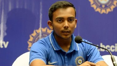 Ban From Cricket was Torture, Says Prithvi Shaw