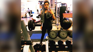 Priyanka Chopra is Back in Mumbai & Hitting the Gym Already! Actress Shares Major Fitness Goals in the New Selfie
