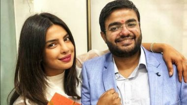 Priyanka Chopra Shares a Raksha Bandhan Picture With Brother Siddharth, Gets Trolled for Her 'Descriptive' Caption