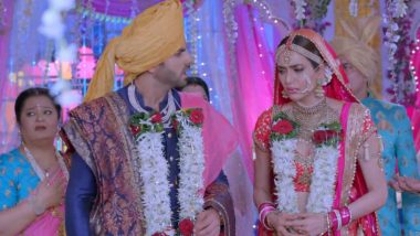 Qayamat Ki Raat Written Episode Update, August 19, 2018: Gauri Manages to Escape From Kalasur And Marries Raj